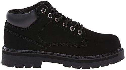 WR Mid Men's Walking Lugz Black Shoe Warfare qtZvtTcU