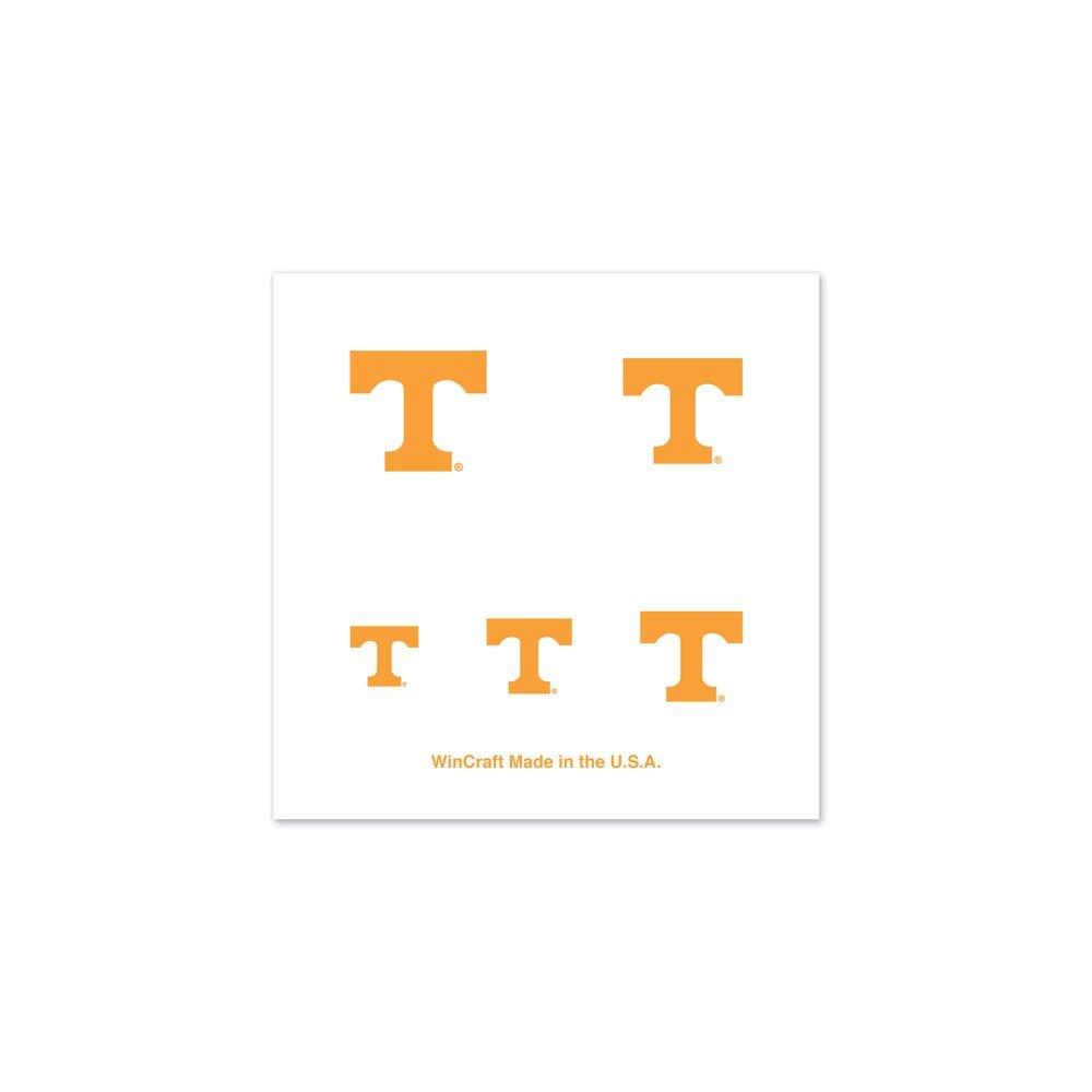 NCAA University of Tennessee 79551010 Fingernail Tattoos