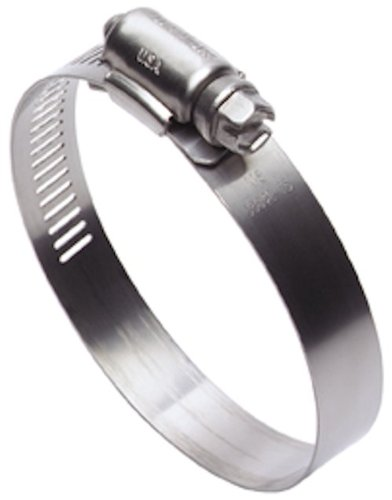 Ideal-Tridon 62M3651 '62M Series' Micro-Gear 5/16' Band 201/301 Stainless Steel Clamp