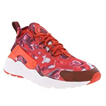 Nike - W Air Huarache Run Ultra - 844880600 - Color: Red - Size: 7.5
