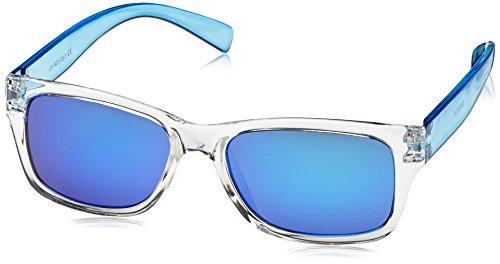Dice Lunettes de soleil unisexe Taille unique Bleu/vert ZAxB7I