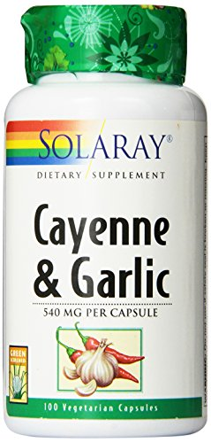 Top 10 best cayenne pepper garlic capsules for 2019