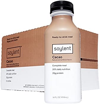 12 Pk. Soylent Meal Replacement Drink