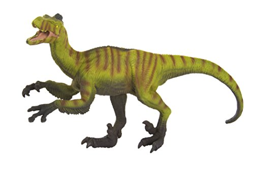 Safari Ltd Great Dinos Velociraptor - Realistic Individually Hand-Painted Toy Figurine Model - Quality Construction from Phthalate and Lead-Free Materials - For Ages 3 And (Dinosaur Costume Adults Realistic)