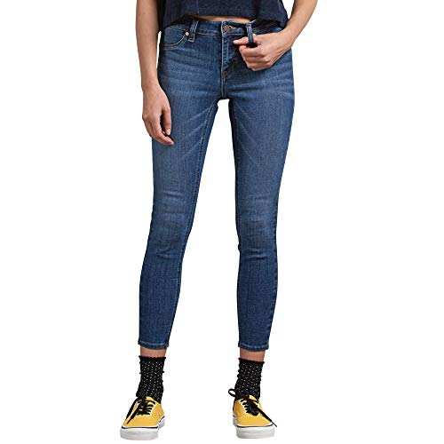 Volcom Women's LIBERATOR Legging, Aged Indigo, 16Wx27 ()