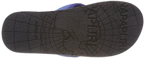 NAPAPIJRI FOOTWEAR Men's Toledo Flip Flops Blau (Lt. Blue) bKXF4l