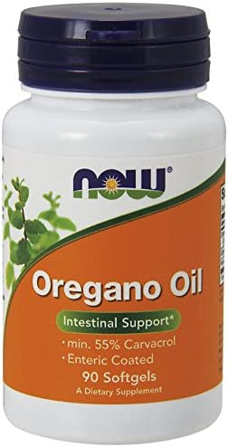 NOW Foods Oregano Oil Enteric, 360 Softgels Pack