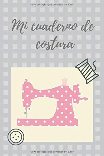 Mi cuaderno de costura: Diario de la bala para rellenar: Proyectos, Inspiraciones, Equipos, Fechas y Moodboards: Amazon.es: Badak, Amina: Libros