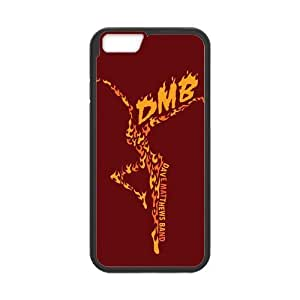Painted dave matthews back phone Case cover iphone 6 hjbrhga1544