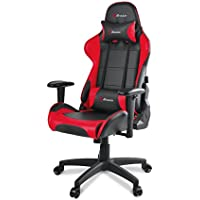 Arozzi Verona V2 Advanced Racing Style Gaming Chair (Red)
