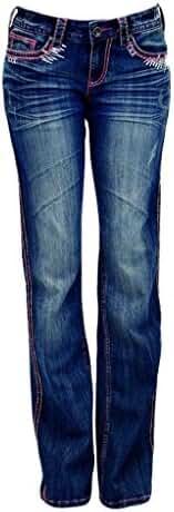 Cowgirl Tuff Co. Womens Southwest Vibe Jean