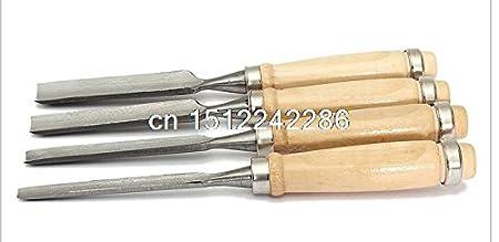 New Arrival High Quality 4pcs Set Carving Set Wood Gouge Chisel