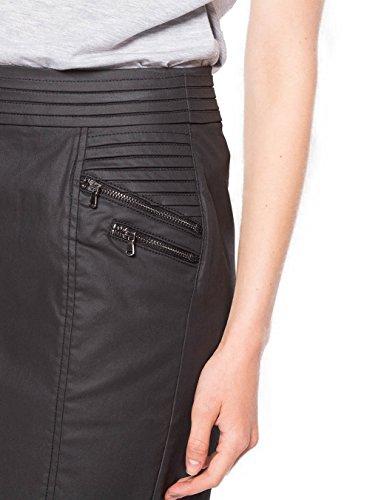Femme Pirate Cache Black Jupe Cache Noir SBIx5qw8I