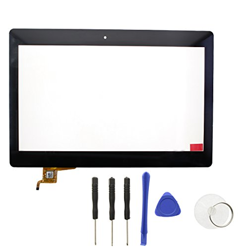 AUTOKAY Digitizer Touch Screen & Tools for Nextbook Ares 1.6Inch Tablet 11A NX16A11264