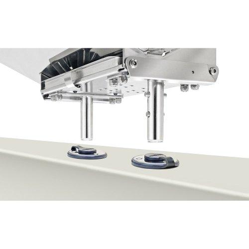 Magma Dual Flush Locking Deck Socket Mount Hd Grill Dm Table