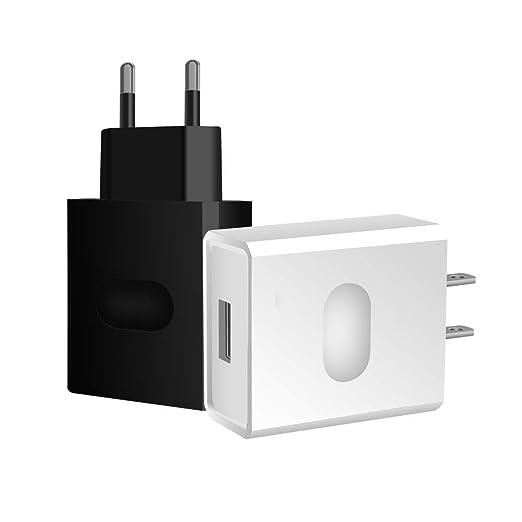 Cargador de viaje USB individual 5V2A Cargador de pared de ...