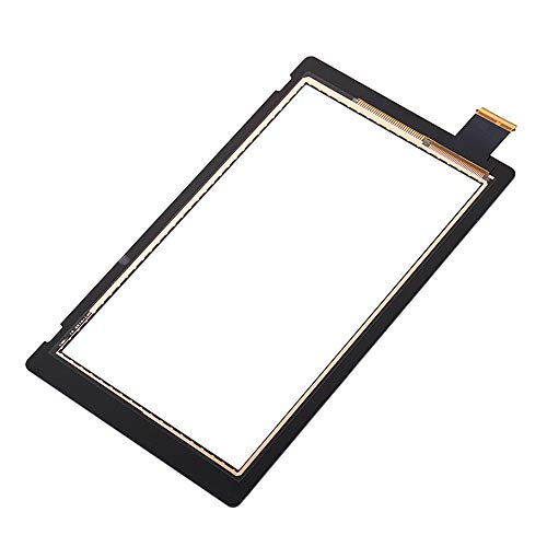 LCD Display Touch Screen Plastic Panel Front Outer Lens LCD Replacement Repair Part for Nintendo Switch Console
