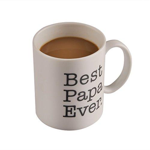 Papa Mug Birthday Woodworking Threemart product image