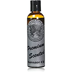 Black Canyon Summer Sunshine Massage Oil, 16 Oz