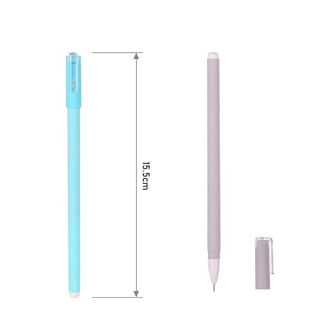 Amazon.com: Bonito bolígrafo de tinta de color negro de ...