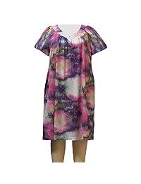 Cosmos Lounging Dress Women's Plus Size Dress