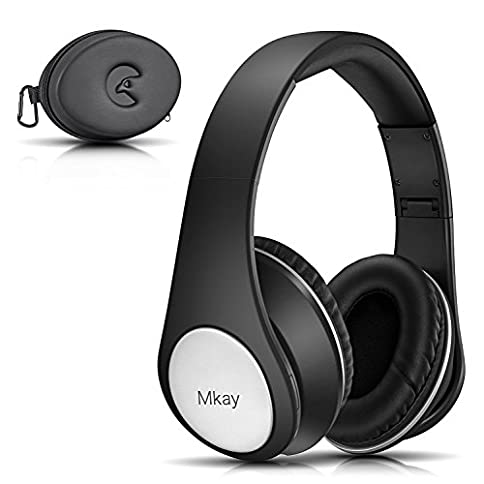 Bluetooth Headphones Wireless Over Ear - 41N dkMVm5L - Bluetooth Headphones Wireless Over Ear