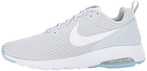 Noir Max Motion Platinum Gymnastique White Chaussures Nike pure De Lw Air Femmes 4x8TnwXqa