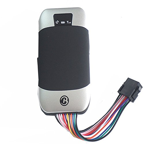 Eaglerich Quan Band Real Time GSM GPRS GPS Tracker Google Map SMS Location Link Mobile Monitor Tracker by Eaglerich