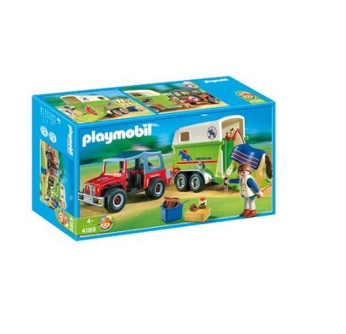 Playmobil Horse Trailer ()