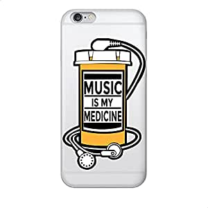 Covery Cases Music Medicine For iPhone 6 - Multi Color