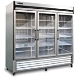 Master-Bilt Products MBR72-G Fusion� Reach-In Refrigerator