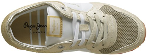 Femme W 327 Sneakers Factory Sequins Pepe Jeans Verona Basses 7gqnzYn