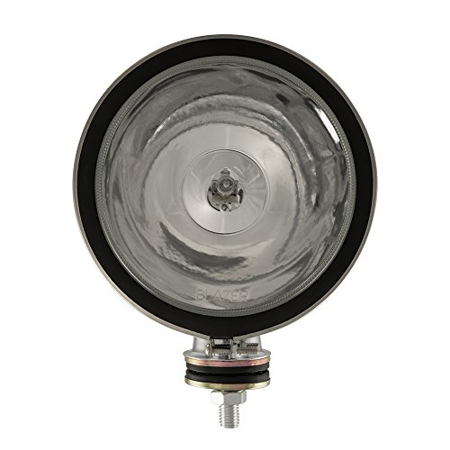 Blazer C52CW Baja Off Road 100-Watt Quartz Halogen Light - Chrome Housing (100w Housing)
