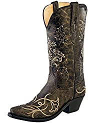 Old West Boots Womens LF1587