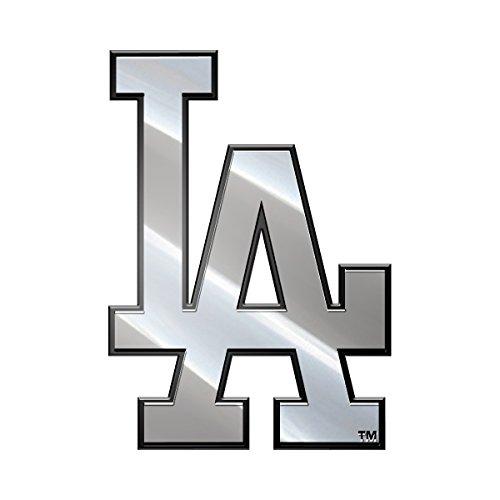 Team ProMark MLB Los Angeles Dodgers Metal Emblem, 3