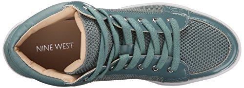 Nine West Verona Moda Sneaker In Tessuto Blu / Multicolore