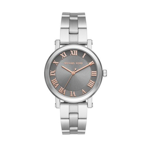 Michael Kors Women's Norie Silver-Tone Watch MK3559