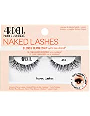 Ardell Naked Lashes wimpers van echt haar, het origineel voor een onmiskenbare look (stijl 424)