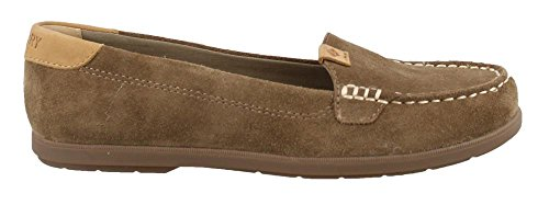 Sperry Mujer, Coil Mia Slip On Zapatos Taupe