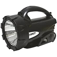 Dorcy 41-4291 65 Lumen LED Lantern with Batteries and Conversion Cartridge (Black/Silver)