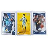 Ja Morant Basketball Cards Assorted (3) Bundle