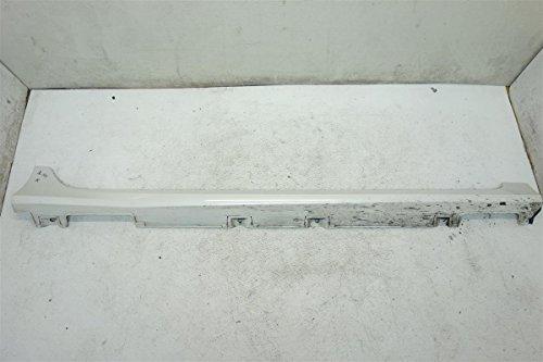 Honda Accord 4DR Passenger Skirt Rocker Molding Panel 71850-T2f-A01zg White