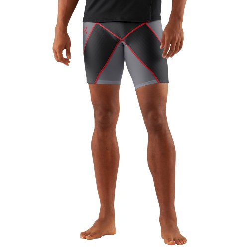 Men's UA Coreshorts Pro Bottoms by Under Armour Extra Extra Large Graphite