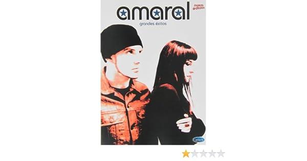 Amaral: Grande Éxitos (repertorio): Amazon.es: Amaral, Voice, Guitar Piano: Libros