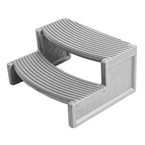 Handi-Step Spa Step, Gray (Wooden Patio Ideas Steps)