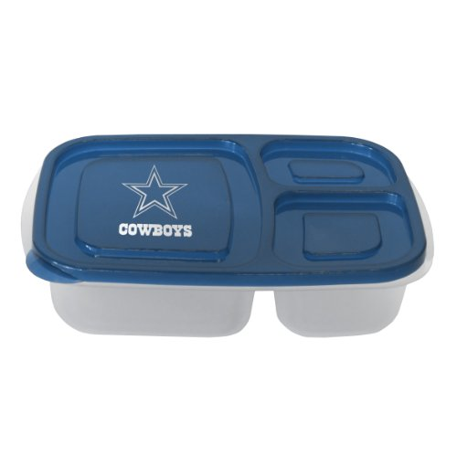 Cowboys Lunch (NFL Dallas Cowboys Lunch Container with Lid)