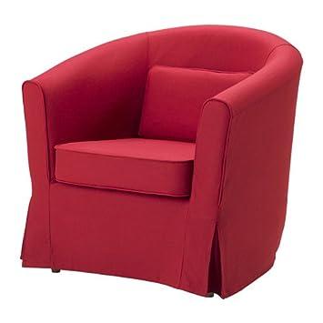 Amazon.com: Ikea Chair, Nordvalla red 2204.82914.382 ...
