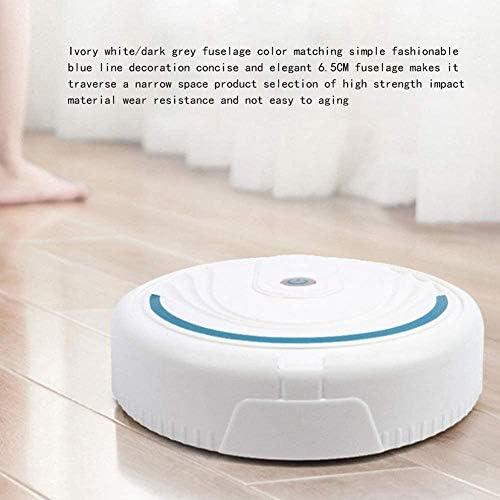 GSWF_OOEFC Aspirateur Robot Intelligent de Chargement USB Universel pour Le Nettoyage de Nettoyage de Balayage de Bureau à Domicile