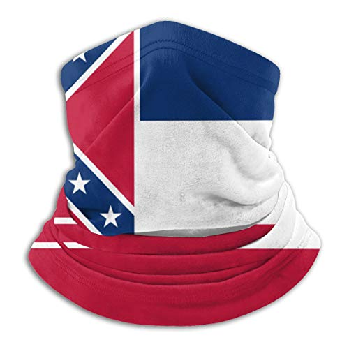 Mississippi Flag Adult Warm...