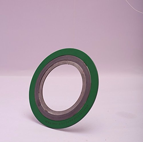 6 300 SS316 //Flexible graphite Carbon Steel Outer Ring SS316 Inner Ring Starflex Spiral Wound Gasket ASME B16.20
